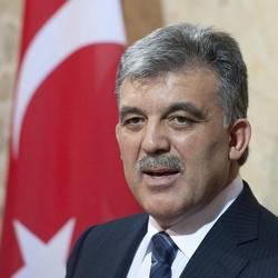 Turkey's President, Abdullah Gül