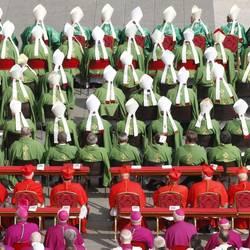 Bishops and cardinals