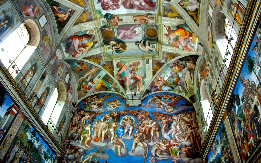 VIP Vatican & Sistine Chapel Tour