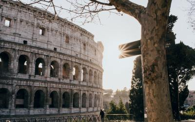 Colosseum, Forum and Palatine tour