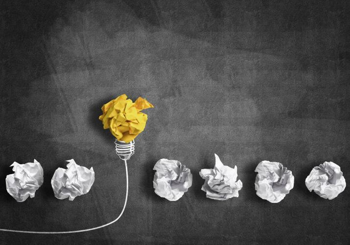 In search of great idea