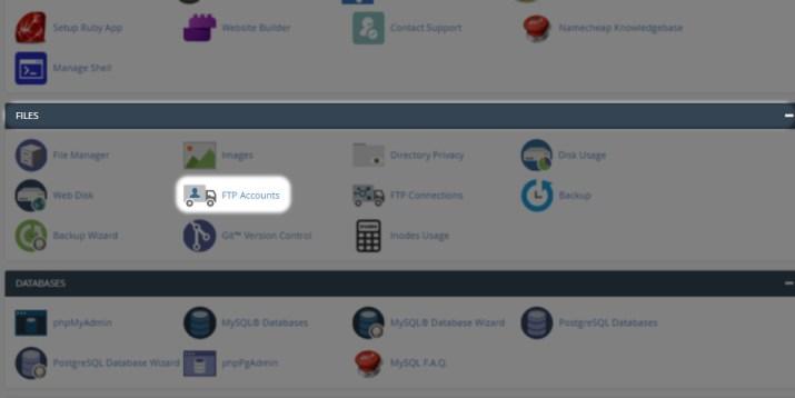 Cara menggunakan FileZilla section_files_ftp_accounts