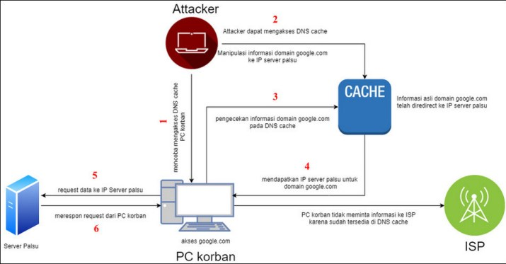 9_dns_poisoning_dns_cache