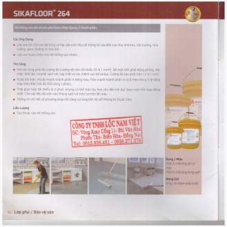 Sikafloor 264