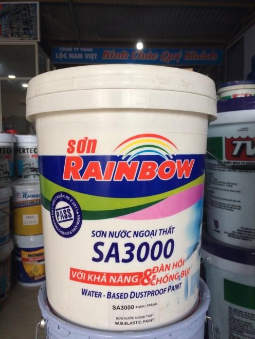 SƠN NƯỚC NGOẠI THẤT SA3000