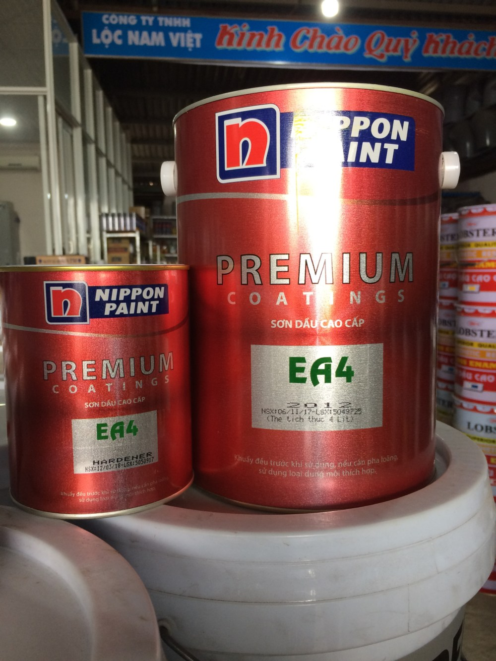 SON EPOXY NIPPON EA4 5L (5)