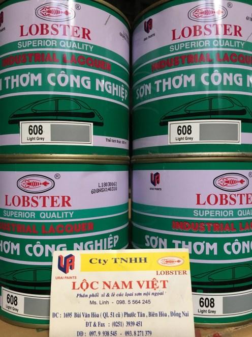 SON THOM LOBSTER 608