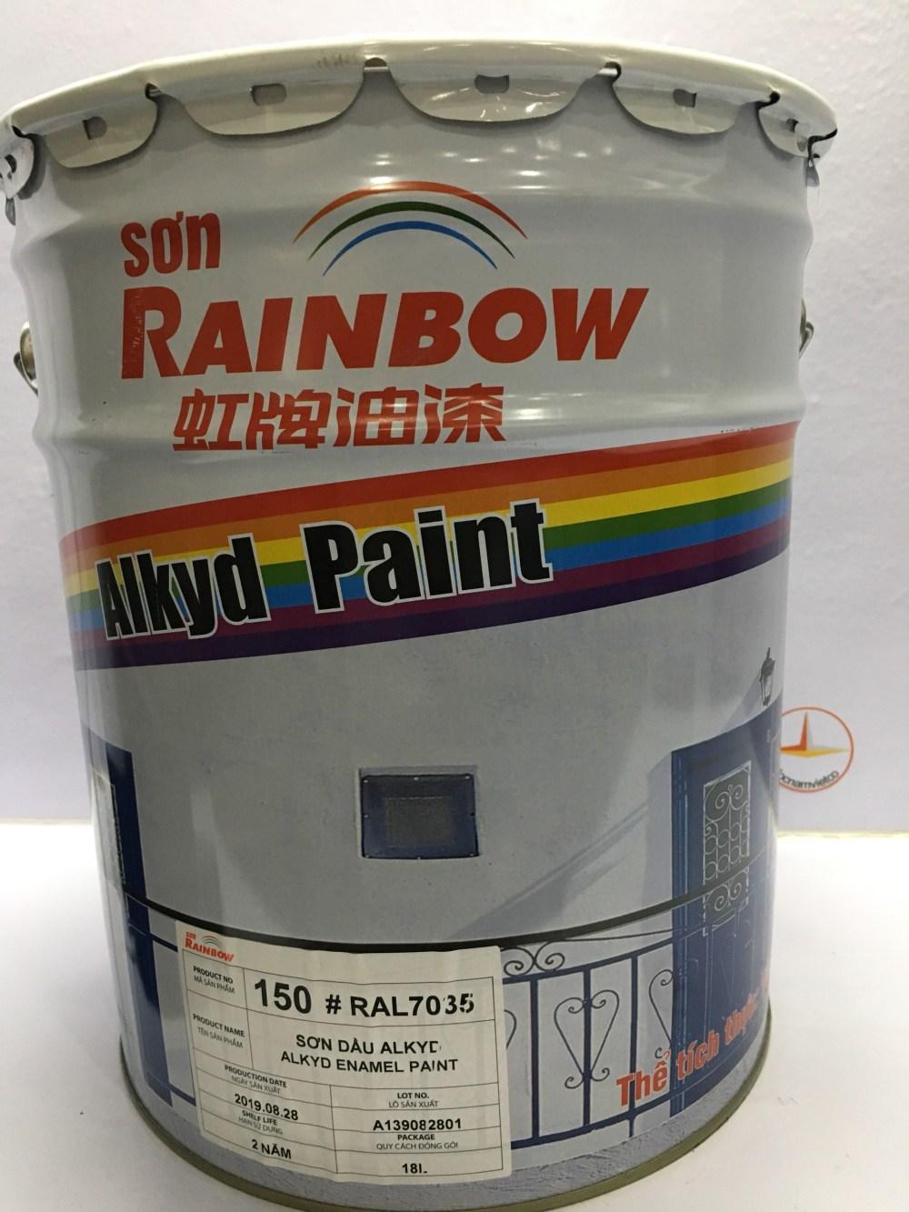 SON ALKYD RAINBOW 150 RAL 7035 (1)