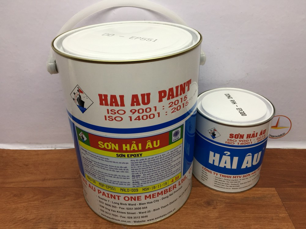 SON EPOXY HAI AU MAU DO EP 551 -5L (1)