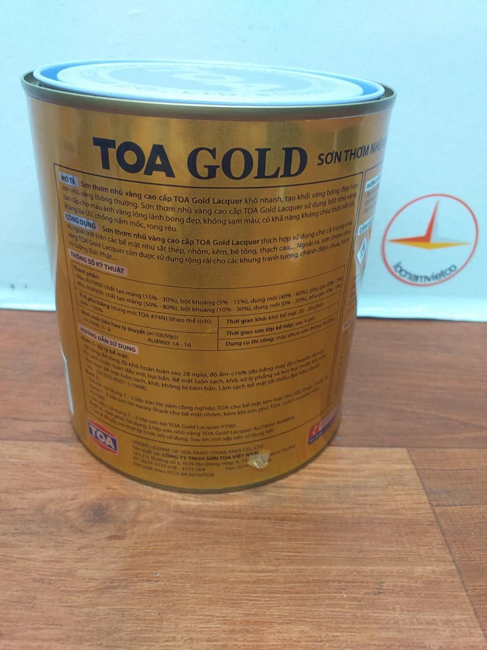 SON NHU VANG TOA GOLD DUNG CHO SAT (4)