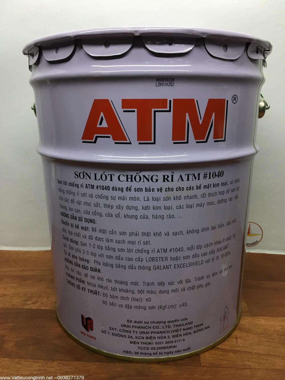 SON LOT CHONG RI ATM #1040 MAU XAM 17 (4)