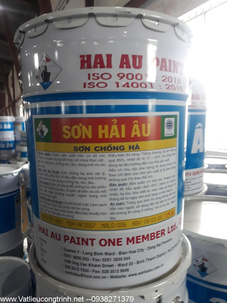 SON CHONG HA HAI AU AF3 557- 15L