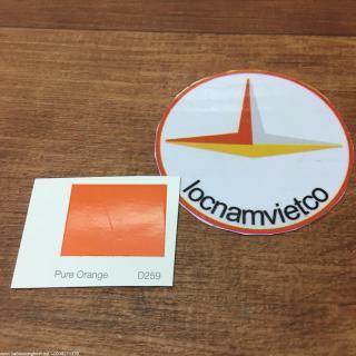 D259 PURE ORANGE -BANG MAU SON INTERNATIONAL (5)