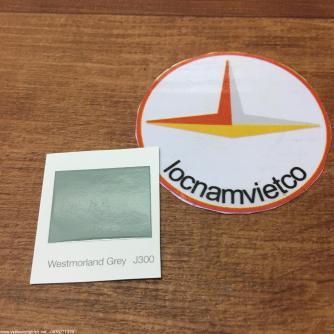 J300 WESTMORLAND GREY-BANG MAU SON INTERNATIONAL (82)