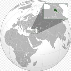 Armenia kort1