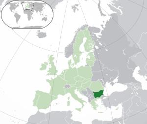 Búlgaría kort1