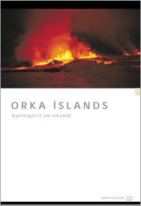 Orka íslands