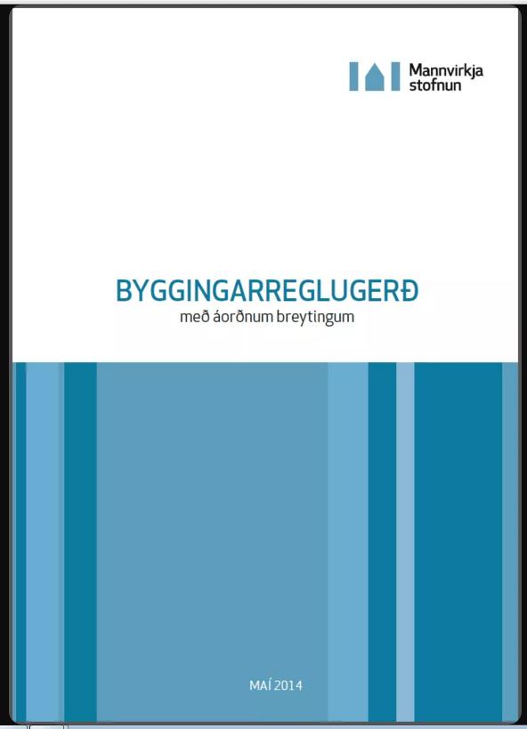 Biggingarreglugerd