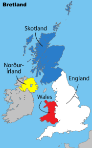 bretland