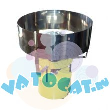 Аппарат для производства сладкой ваты УСВ-4 (газ)