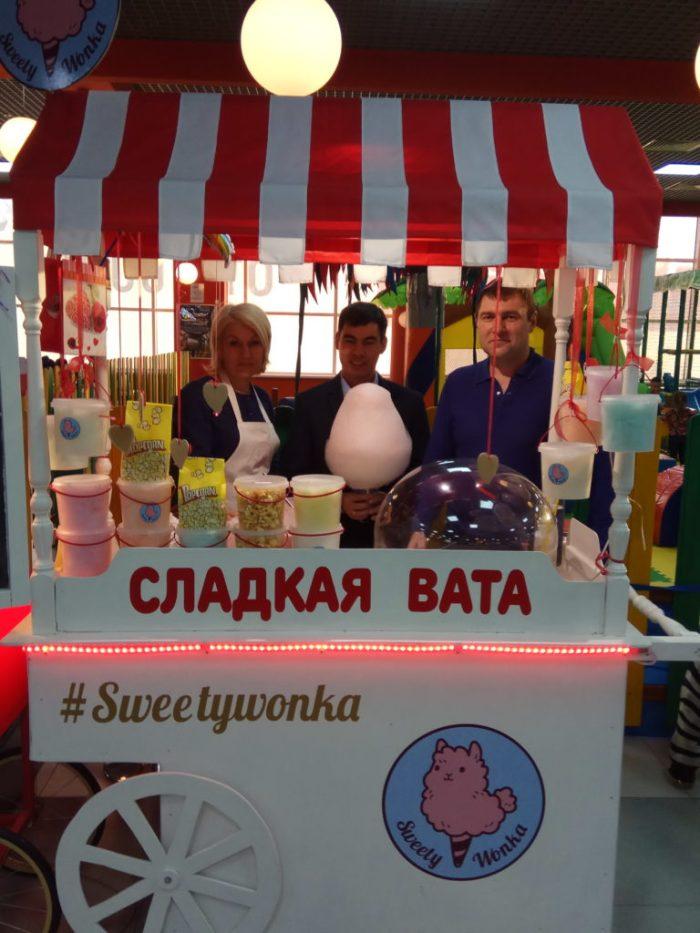 Евгений и Марина #sweetwonka
