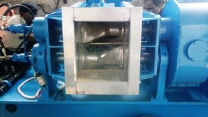 Dispersion Kneader Mixing Chamber
