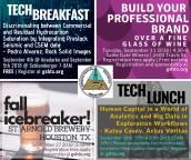 Geophysical Society of Houston September 2018 events