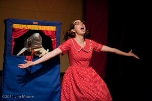 Cirque Off performance by Carol Lee Sirugo