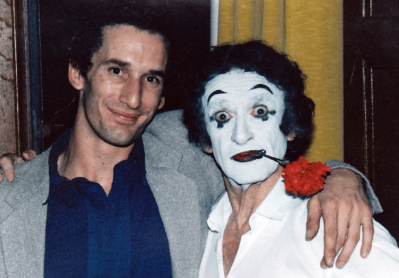 Gregg Goldston And Marcel Marceau