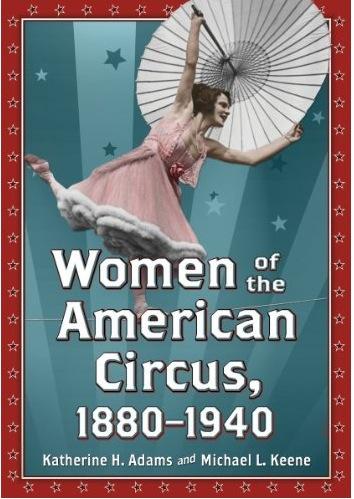 Women in American Circus Book