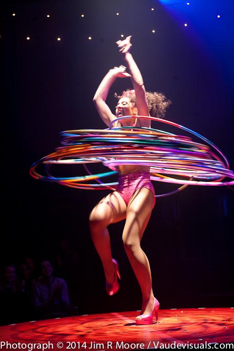 Marawa performs at La Soiree @ Union Square Theater