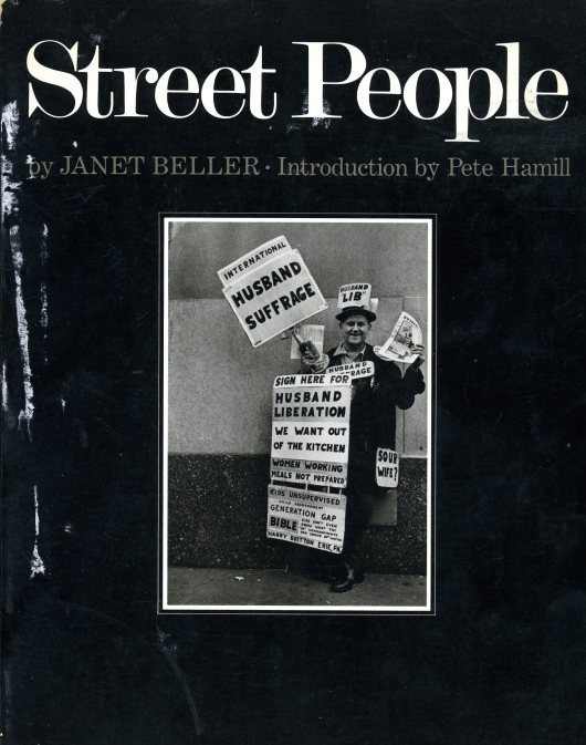 Street People by Janet Beller