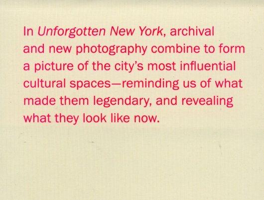 Unforgotten.Back