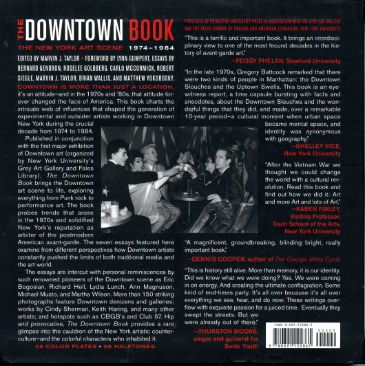 The Downtown Book