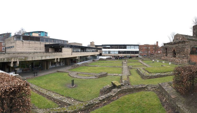 Leicester Vaughan College - Jewry Wall Museum