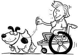 DogFamily_WheelChair