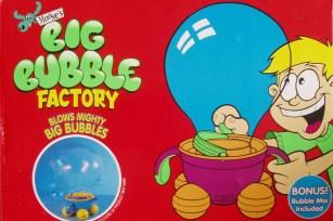 Big Bubble Factory