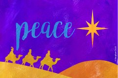 Peace Three Wise Men Painting