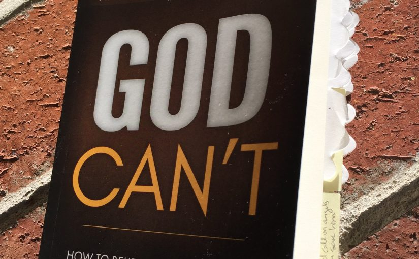 God Can't | Dr. Thomas Jay Oord