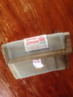 Wallet, Charli, owl