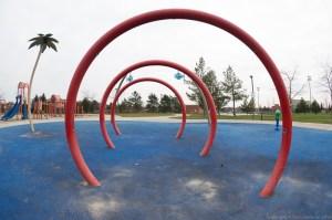 Playground - 15mm @ F4 Fisheye
