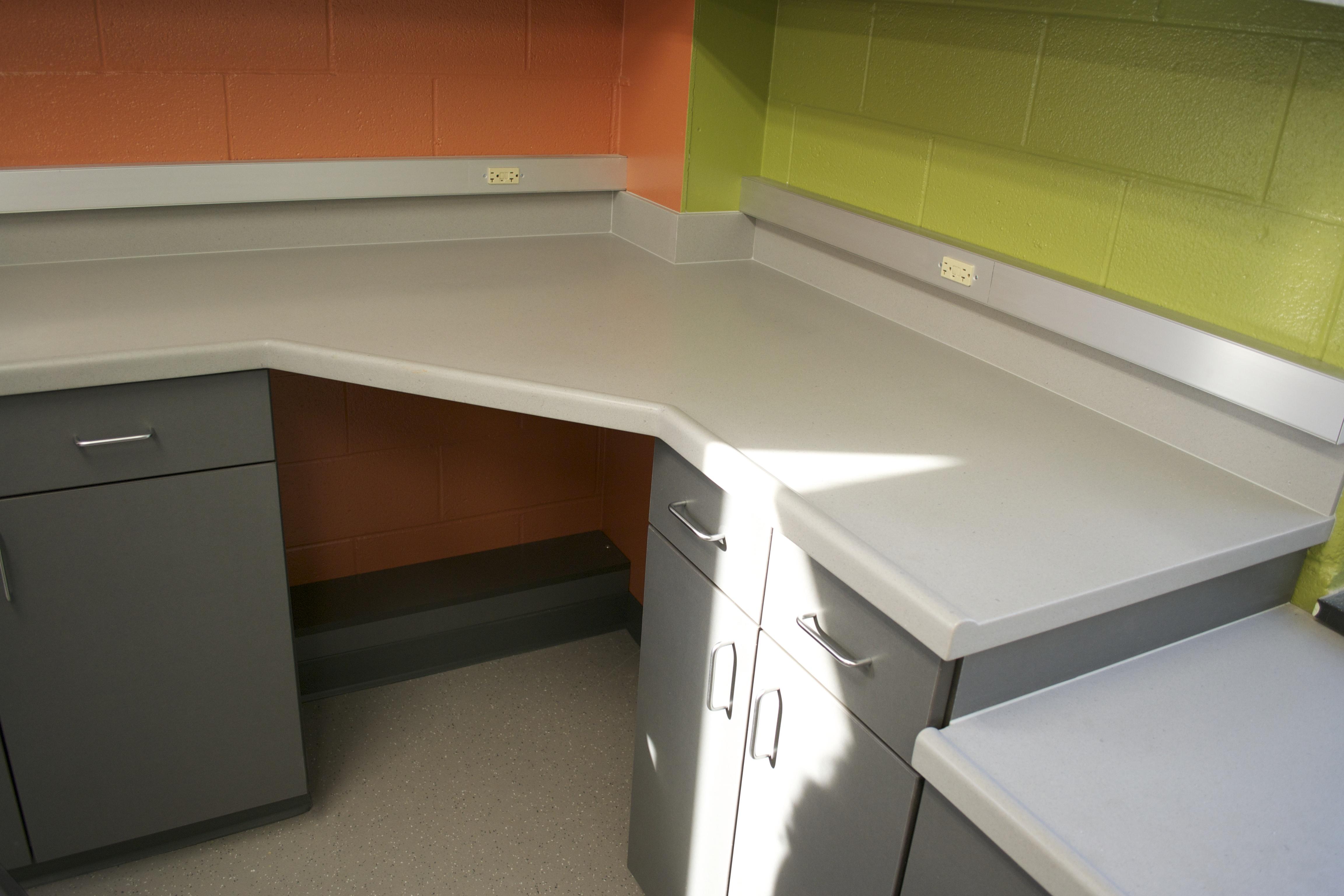 CJ STEMM Lab  Classrooms Project Completed  Vaughn