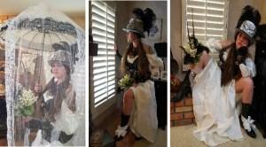 Steampunk Bride Photos