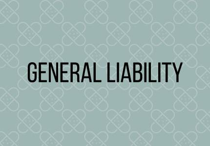 Insurance 101 -General Liability