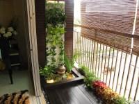 Serenity on the balcony