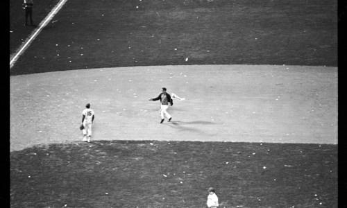 Fan on the Field, September 30, 1971