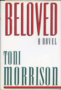 Front cover of Beloved by Toni Morrison