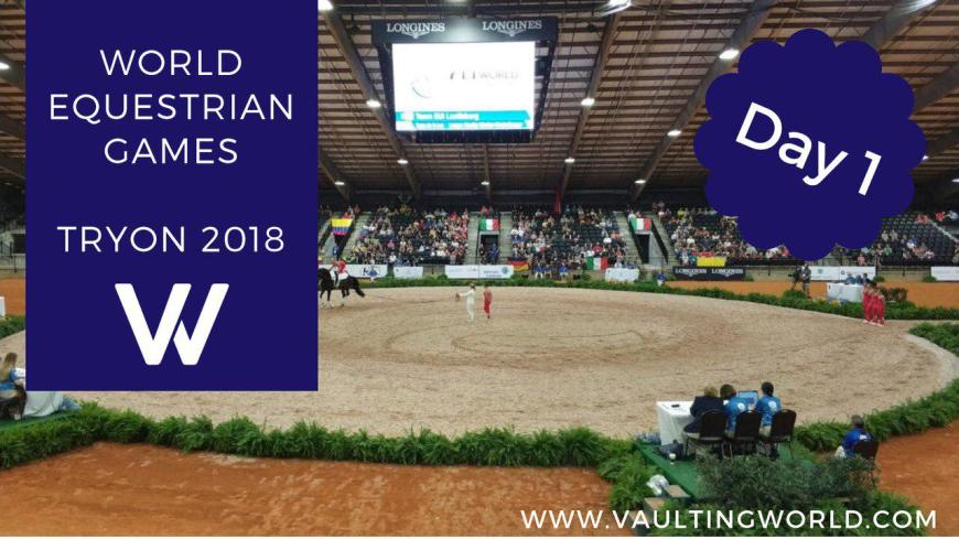 Tryon 2018 compulsories