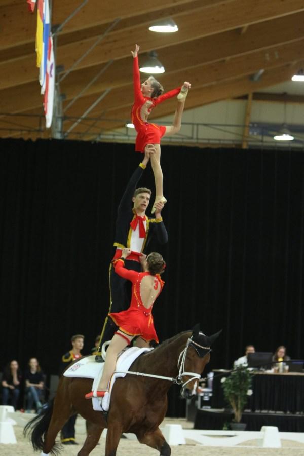 Photo: Team Ingelsberg I (GER) - Arjen van der Spek