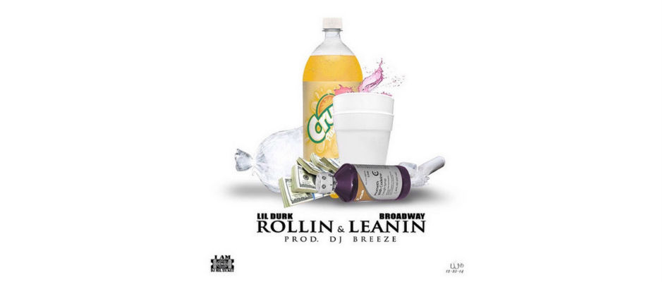 rollin and leanin lil durk